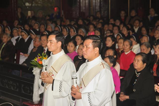 Lễ truyền chức Phó tế và Linh mục tại Giáo phận Lạng Sơn Cao Bằng 27.12.2017 - Ảnh minh hoạ 116