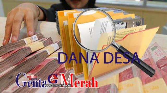 KWRI Tanggamus Desak Inspektorat Proses Penyimpangan ADD Darussalam