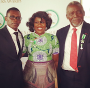 Omotola Jalada Ekeinde, Joke Silva, Taiwo Akinkunmi & Others Receive 2014 National Honours Awards – See Photos