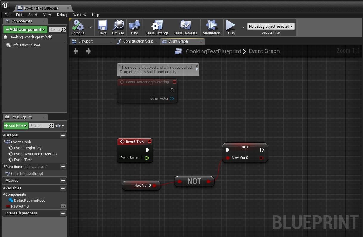 Explore blueprint nativization methodnot deep inside game step 1 malvernweather Choice Image