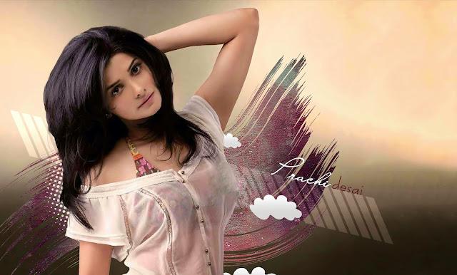 Actress Prachi