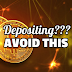 Top 3 Common Mistakes to Avoid When You Deposit and Play.