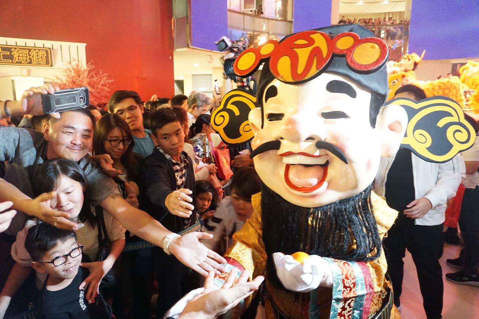 skysymphony cny show resorts world genting