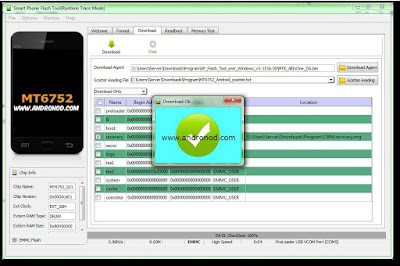 Sukses Install CWM Recovery Lenovo A7000