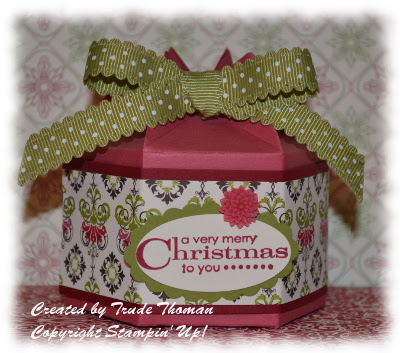 http://stampwithtrude.blogspot.com Stampin' Up! gift box by Trude Thoman