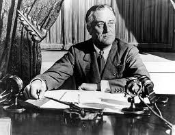 WW2 Battle of Atlantic - President Roosevelt