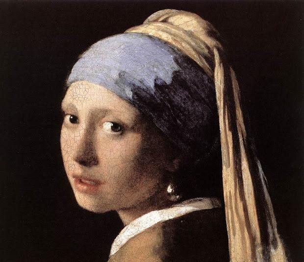 Girl with Pearl Earring Vermeer