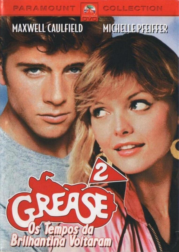Grease 2: Os Tempos da Brilhantina Voltaram – Dublado (1982)
