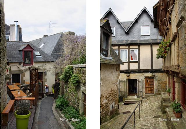 Calles de Auray