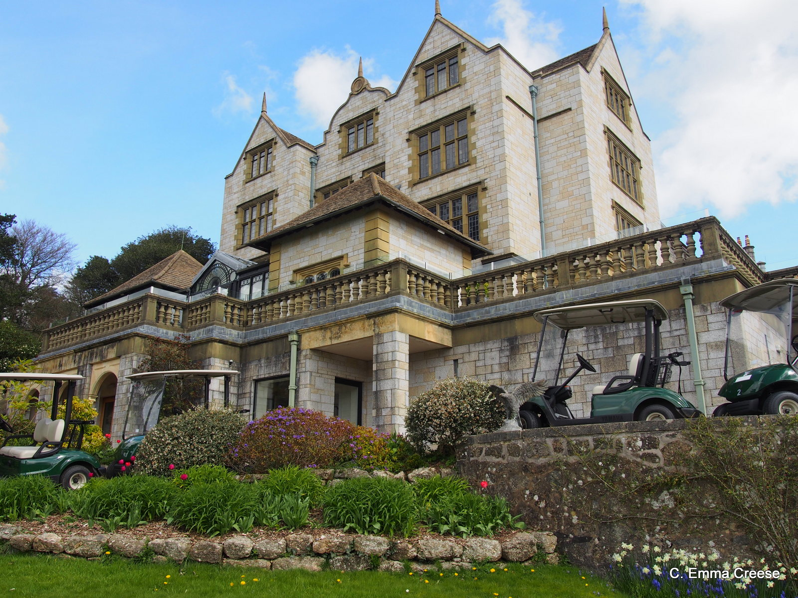 Eating at Luxurious Hotel Bovey Castle Dorset Dartmoor Adventures of a London Kiwi