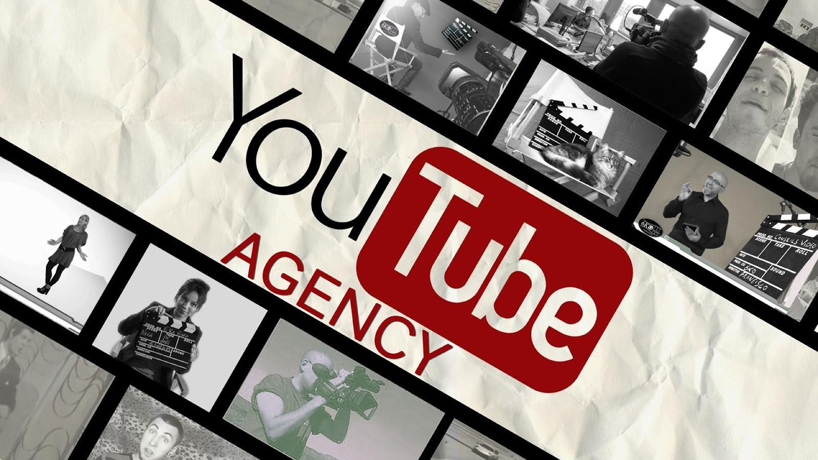 Agence de communication spécialisée YouTube