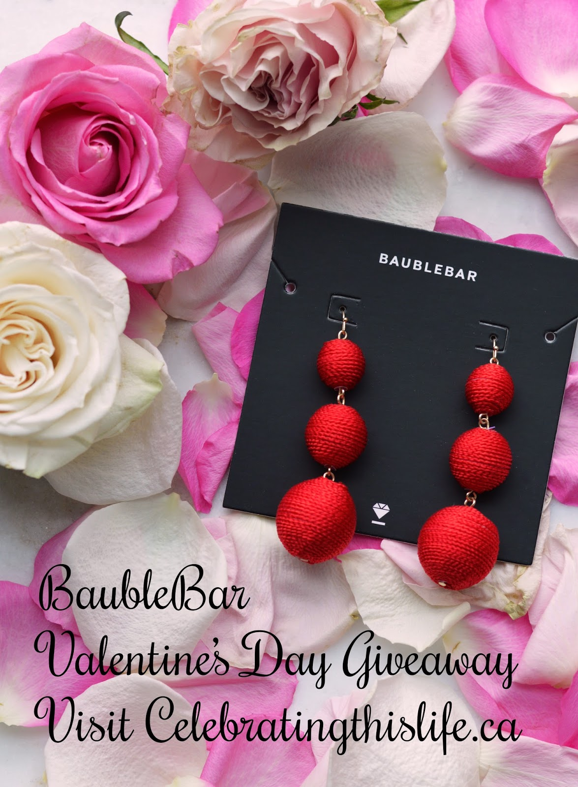 contest, earrings, valentine's day