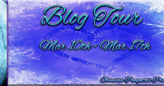 Blog Tour - Cold As Ice by Maggie Adams