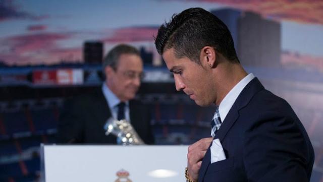 Kisruh Kontrak, Gaji Ronaldo Hanya Setengah dari Messi dan Neymar