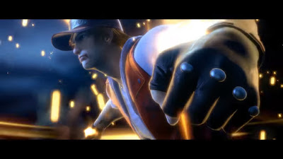 The King Of Fighters: Destiny episodio 16