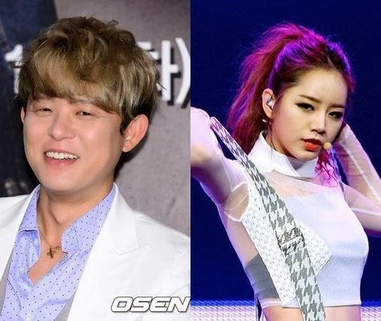 girl day hyeri and tony ahn dating