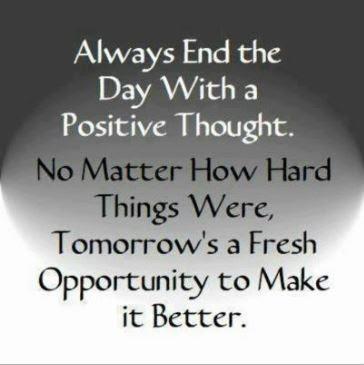 10 Petua Menjadi Positif