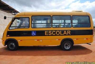 Resultado de imagem para micro onibus escolar