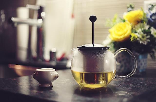 tea, green tea, detox, metabolism