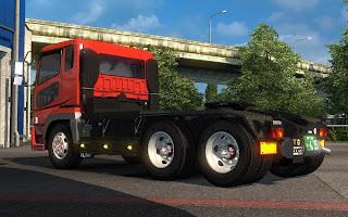mod truck fuso super great ets2