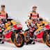 MotoGP: Márquez y Lorenzo lucen los nuevos colores de Repsol Honda Team