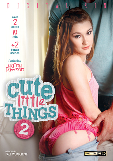 Capa Cute Little Things 2 (2016) Porno Torrent 720p 1080p 4k Baixar