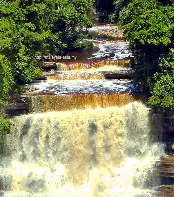 Maliau Waterfalls