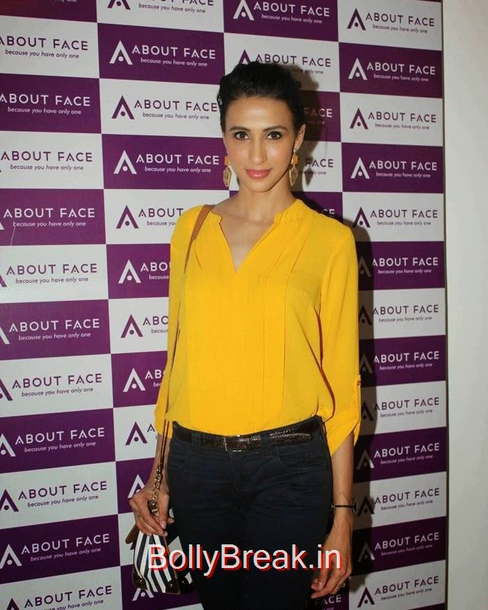 Alesia Raut, Malaika Arora Khan Hot HD Images At About Face skin care & Aesthetics Center Launch