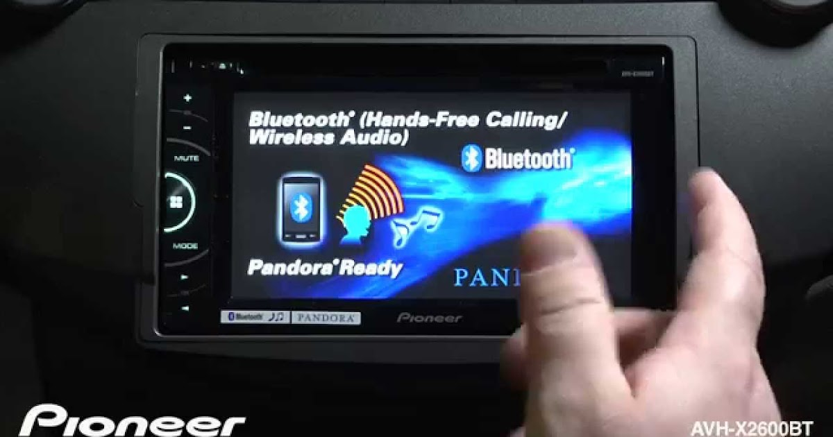 How To Get Pioneer Car Cd Player Off Demo Mode