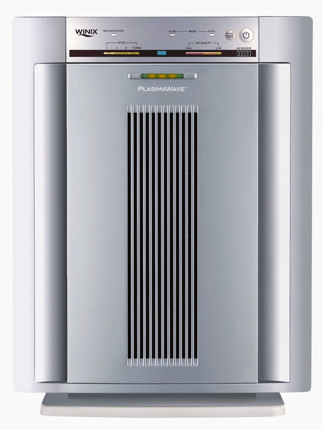 Winix WAC5300 PlasmaWave True HEPA Air Cleaner, 3-stage air cleaning system to capture airborne allergens pollutants and odors, compare with Winix WAC5500