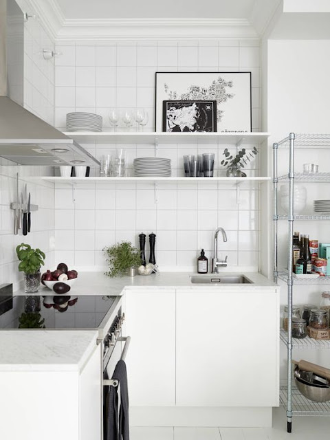 25 Beautiful Small kitchens Design