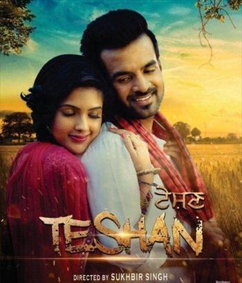 Teshan 2016 Punjabi 720p HDRip 950mb