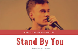Stand By You New Lyrics By George Hentu