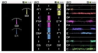 Aplikasi android pitchlab guitar tuner