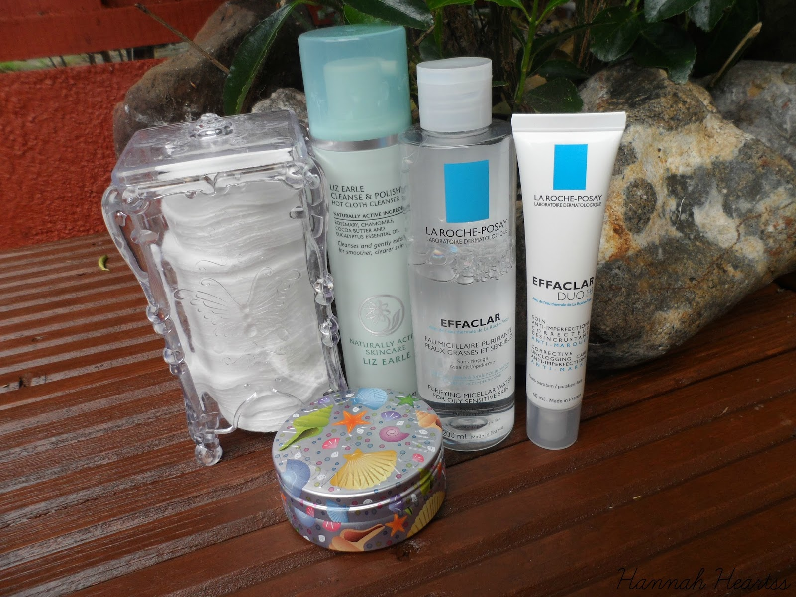 Spring Evening Skincare Routine