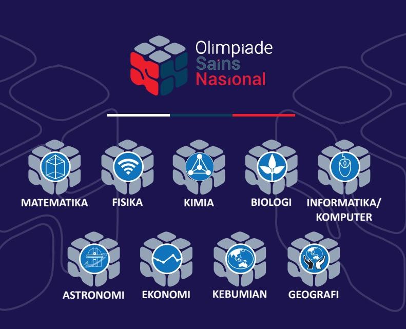 Silabus OSN 2018 SMA dan SMP Untuk Semua Bidang Lomba (*Lengkap 9 Mapel)