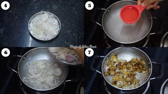 Veg Hyderabadi Dum Biryani Recipe - वेज हैदराबादी दम बिरयानी रेसिपी - Priya R - Magic of Indian Rasoi
