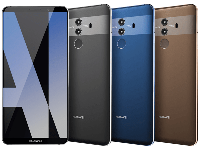 Huawei Mate 10 Pro Unofficially Revealed?