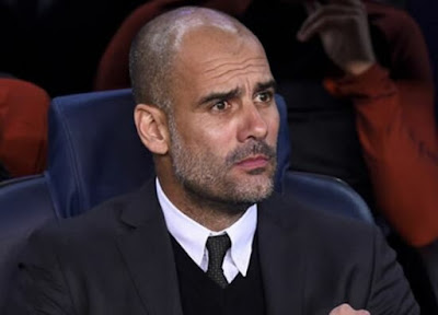 Read What Manchester City Coach, Guardiola Said after Champions League Exit