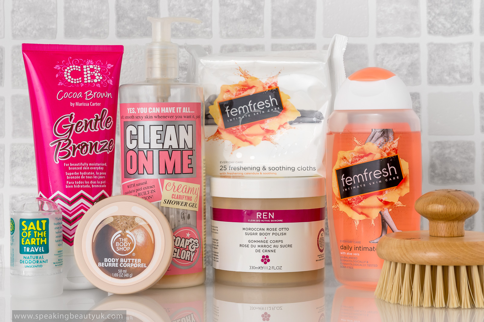 Summer Body Care Must Haves