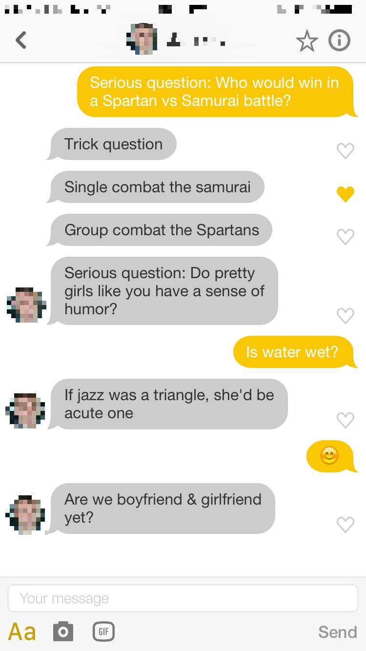 So you' re probably wondering if and how gay men can use Bumble