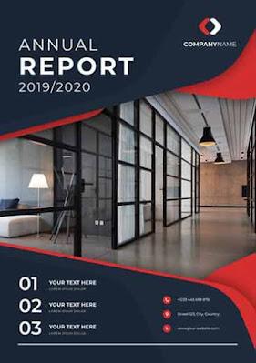 بروشور جديد Brochure | مجموعة بروشور فيكتور و PSD بألوان مميزة جاهز للتعديل عليه لصممي الدعاية والإعلان brochure template Free Vector