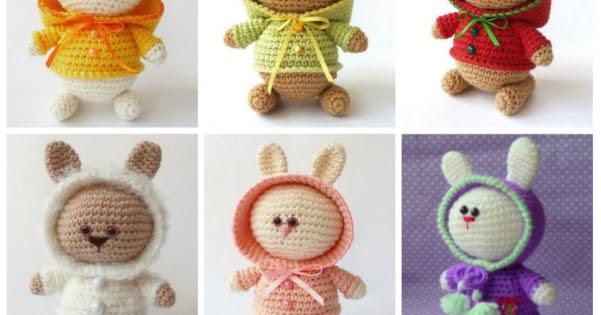 Margyz Paper Games: Amigurumi - Bunny in the Hood   315x601