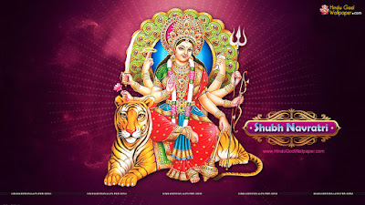 Navratri Mata Wallpaper HD