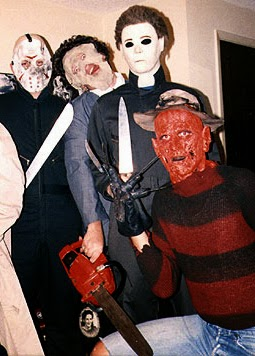 80's Horror Halloween Costumes