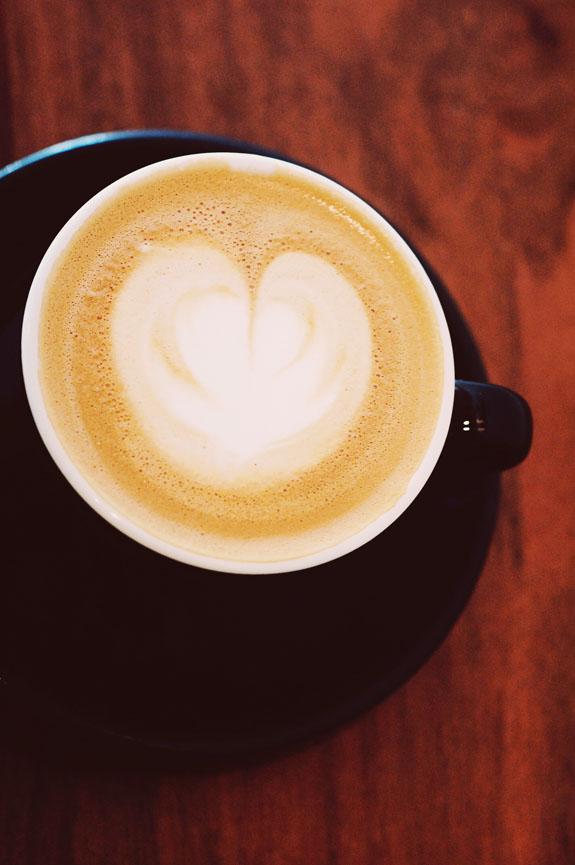 2 days in Portland heart coffee roasters