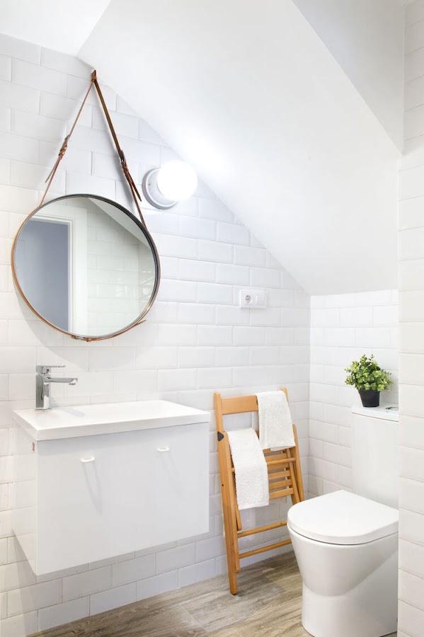 Como decorar una vivienda para alquilarla más rápido- baño