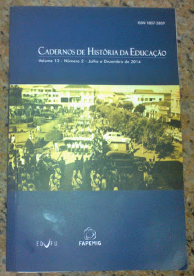 Cadernos de História da Educação