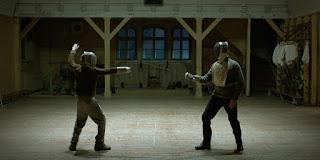 the fencer-miekkailija-joonas koff-mart avandi