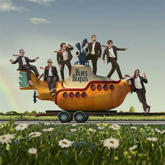 Blues Beatles : «six garçons dans le vent» brésiliens